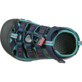 Keen Newport H2 Chaussures Adolescents, navy/baltic